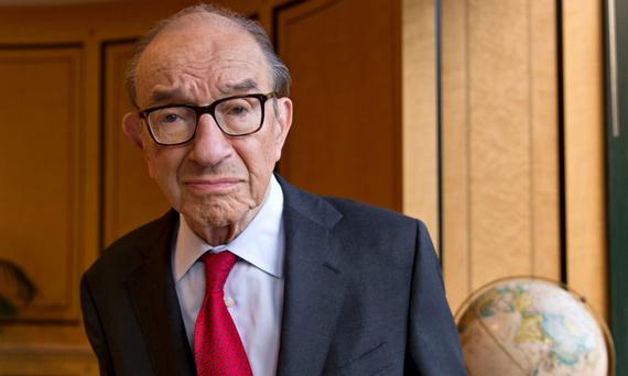 American economist Alan Greenspan has described economic inequality as 'dangerous'
