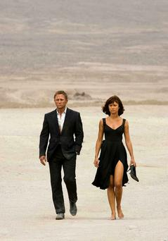 Pinewood Studios' notable productions have included the James Bond movies