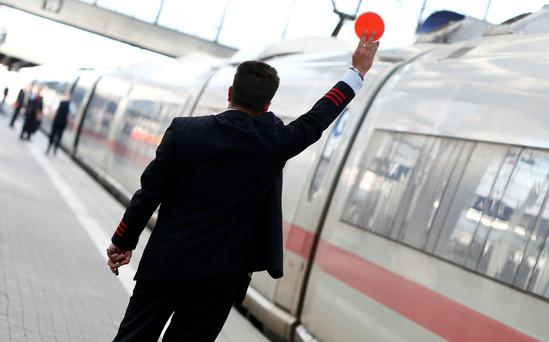German train drivers have announced another strike. Reuters/Michaela Rehle