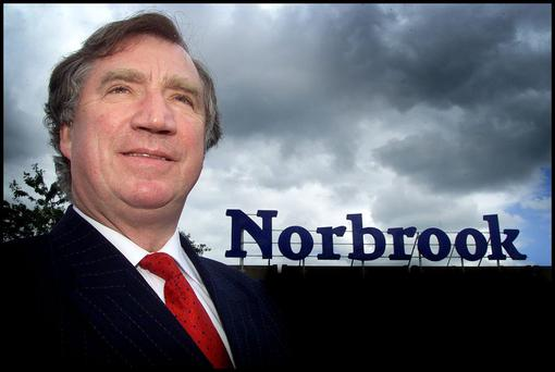Norbrook founder Edward Haughey died in tragic crash