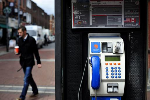 'The virtual demise of the telephone box is not surprising, in that when they were the only means of communications they rarely worked'