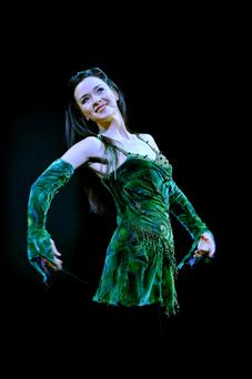 Next month, Riverdance will be playing at the Marquee in Cork and the Gaiety Theatre in Dublin