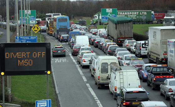 Traffic volumes will return to pre-recession levels, putting pressure on our infrastructure