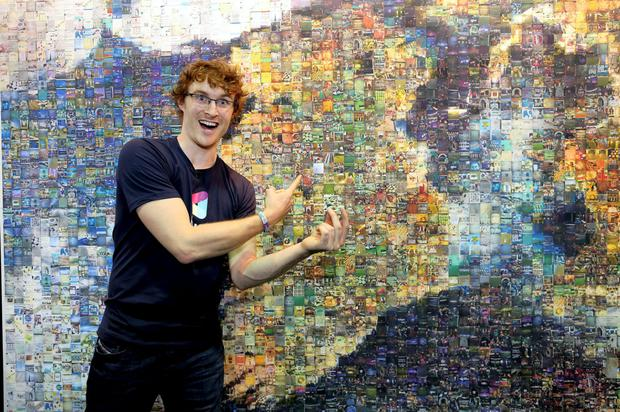Events such as Paddy Cosgrave's Web Summit showcase the skills and strengths of our country