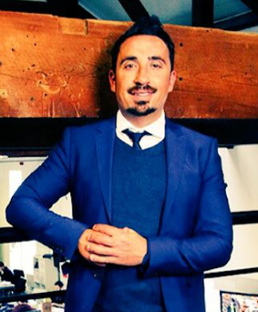 JOE.ie and Her.ie founder Niall McGarry