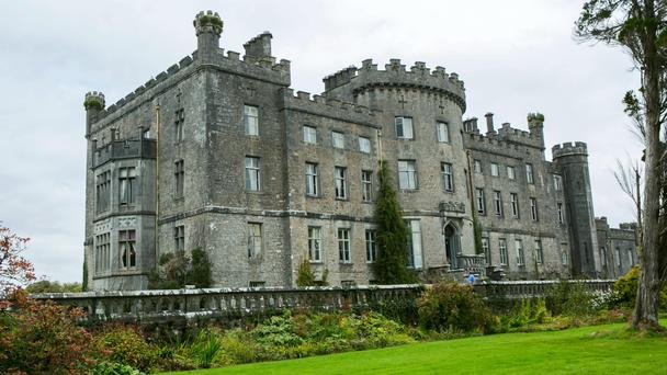 The Markree Castle in Sligo has just been taken over by the Corscadden family