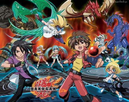 Fall-off in popularity of Beyblade and Bakugan characters, pictured, hits profits at Irish arm of animation company Nelvana