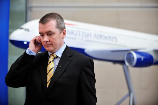 IAG boss Willie Walsh. Photo: Bloomberg