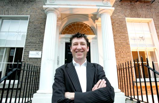 David Bell (50) fell in love with the business of providing human resources services to business