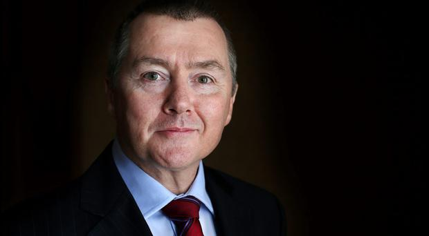Airline boss, Willie Walsh