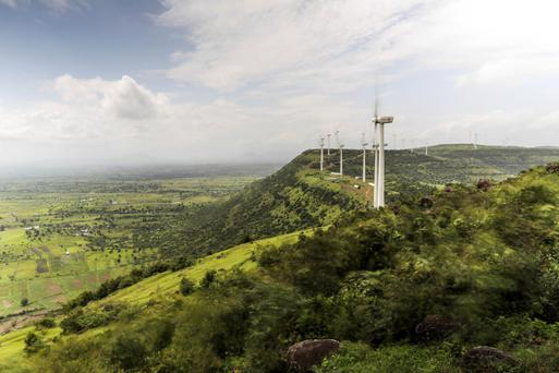 Irish windfarms giant in talks with unnamed sector player