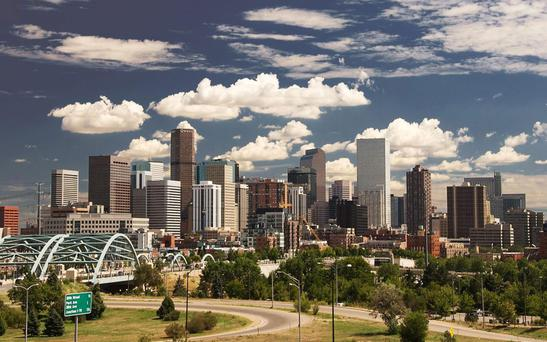 The conference in Denver starts with a golf tournament, but trips are available to the Coors Brewery, the Rocky Mountains and California's wine region