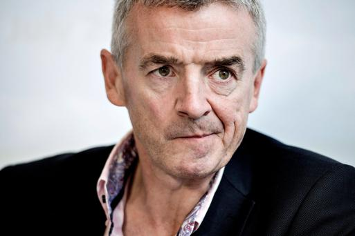 Ryanair CEO Michael O'Leary (below) said selling its 29.8pc Aer Lingus stake to IAG is in the best interests of Ryanair shareholders.