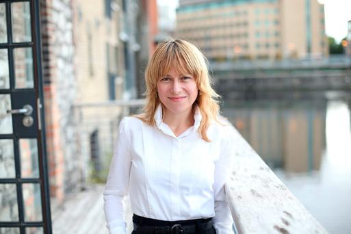 30/09/2014 NO REPRO FEE, MAXWELLS DUBLIN. Newly appointed Dublin Commissioner for Start-Ups, Niamh Bushnell. PIC: NO FEE MAXWELLS