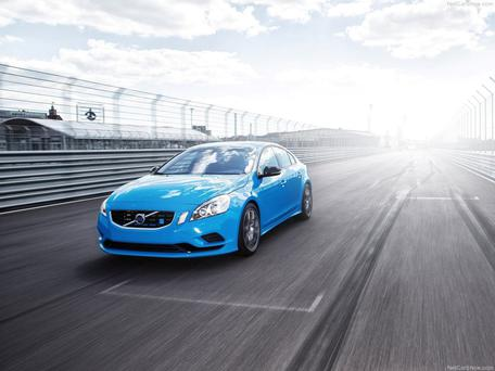 Swedish racecar maker Polestar sells modified versions of Volvo's V60 car