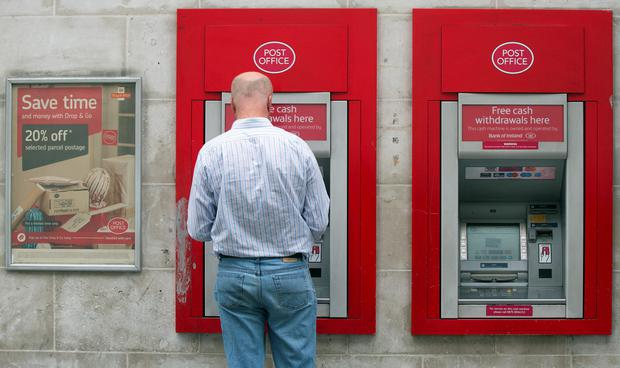 Bank already has a tie-in deal with the UK Post Office
