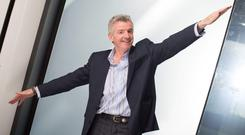 Passengers of Michael O'Leary's Ryanair could benefit from IAG takeover of Aer Lingus