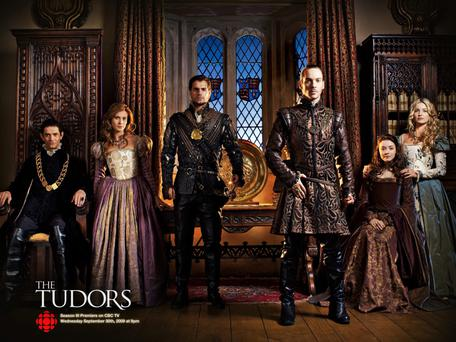 Major productions, including American TV series 'The Tudors' have been made at Ardmore