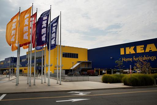The Irish arm of retail giant IKEA is among its clients