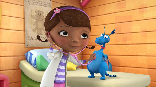 Brown Bag is now producing the fourth series of 'Doc McStuffins'