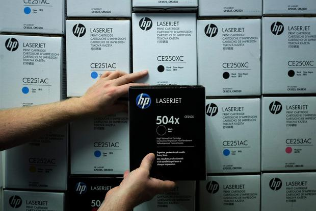 HP's Galway arm recorded an 85% drop in pre-tax profits