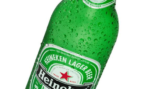 In talks: Heineken
