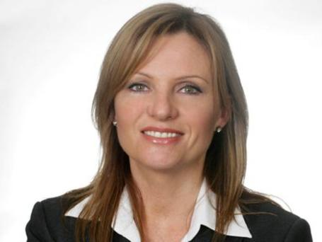 Ireland chief operations officer Karen O'Flaherty