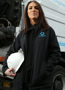 Catherine O'Neill, the managing director of Amelio Utilities, set up the company while she was still studying at university