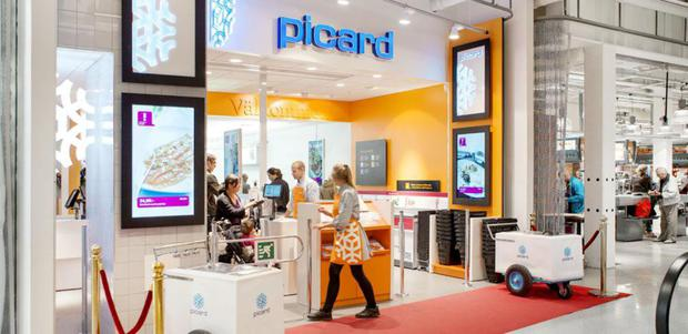 Picard has a strong retail presence and is valued at €2.25bn