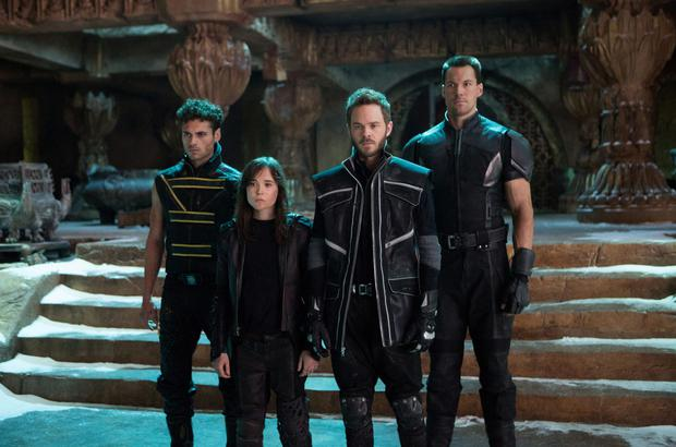 Latest instalment: X-men Days of Future Past