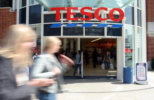 Tesco and SuperValue remain neck and neck, but Dunnes Stores, Lidl and Aldi also enjoyed encouraging figures