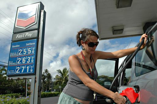 Continuing to pay less at the pumps shouldn't necessarily fill us with joy