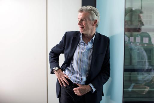 Michael O'Leary - now a billionaire