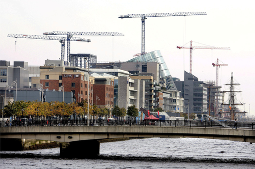 The government announced its Capital Development Plan last week aimed at tackling housing shortage in Dublin and around the country