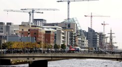 There are no fewer than 19 office schemes being built in Dublin with many more in the planning phase - that's 5m square feet of office space, with Larry Goodman, Stephen Vernon, Mary Ricks and Sean Mulryan among the main movers