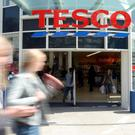 Tesco has a 24.8pc share of the market - helped by the back-to-school market