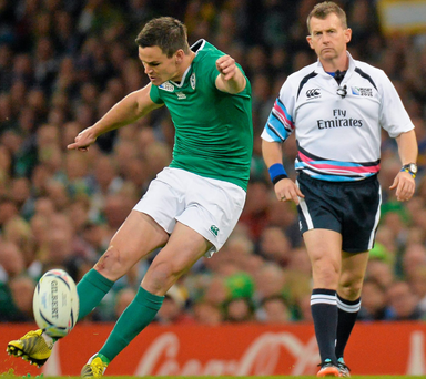 'Johnny Sexton, who is ranked in the top five of the world's best-paid rugby players, signed with Leinster for an estimated €650,000 a year, but only after protracted negotiations'