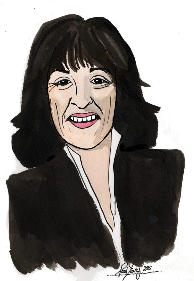 Ann Heraty by Paul Young