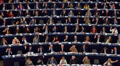 European Parliament will play a greater role in the short term during the push for greater economic unity. Photo: Getty Images