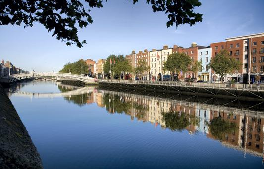 Five sites on both sides of the Liffey have been deemed suitable to build modular homes