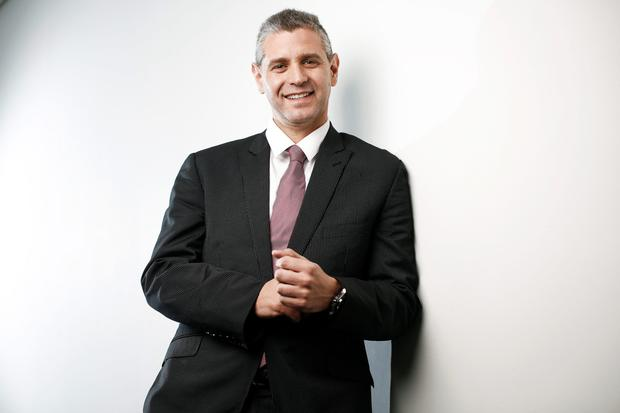 Mor Weizer, chief executive officer of Playtech. Photo: Bloomberg