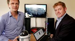 Marco Herbst and Vinnie Quinn intend to revolutionise the way we use cameras