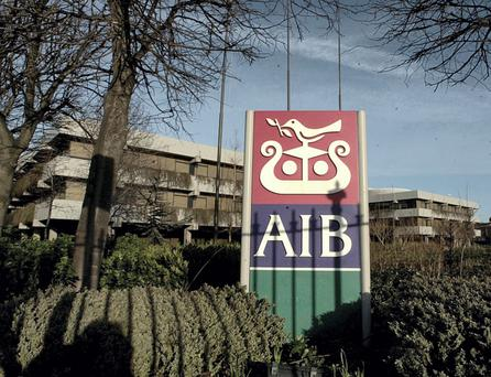 AIB Headquarters in Dublin