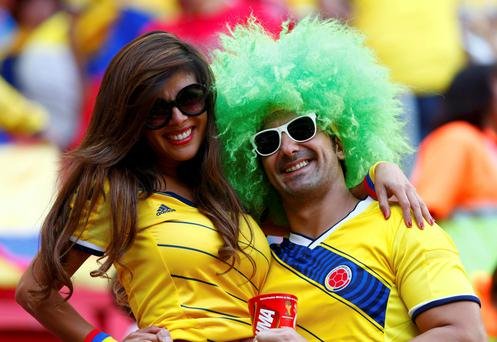 Last summer's World Cup tournament in Brazil helped boost turnover at the group