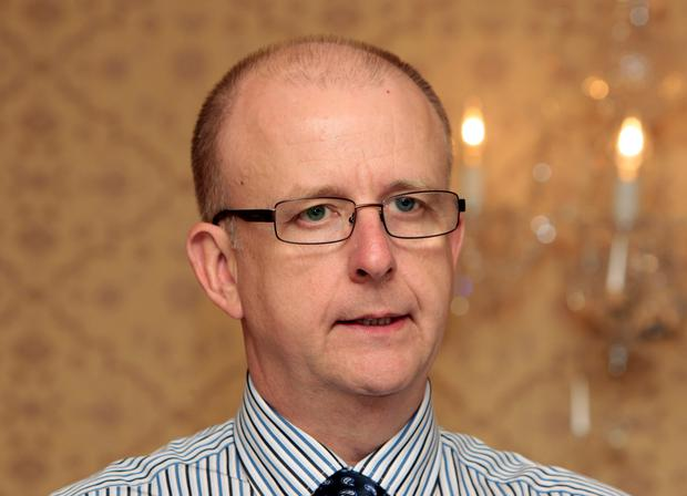 DCC chief executive Tommy Breen