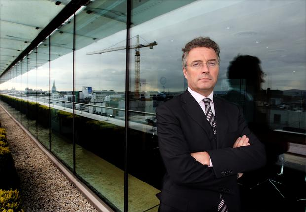 Mark Duffy CEO of Bank of Scotland Ireland. Photo: Mark Condren