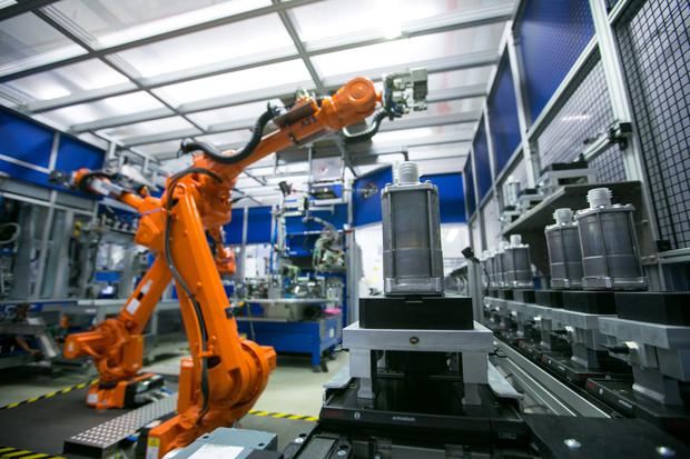 Despite fears about the rise of robots and other job-destroying technologies, industry bounced back sharply during the third quarter of the year, adding more than 4,000 net jobs in just three months