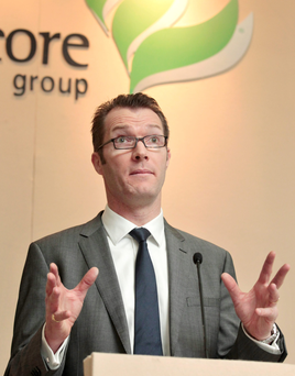 Greencore's Chief Executive Patrick Coveney. Photo: Frank Mc Grath