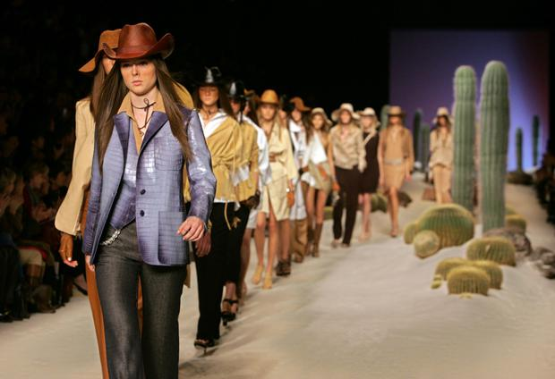 Hermes coping with downturn better than its competitors