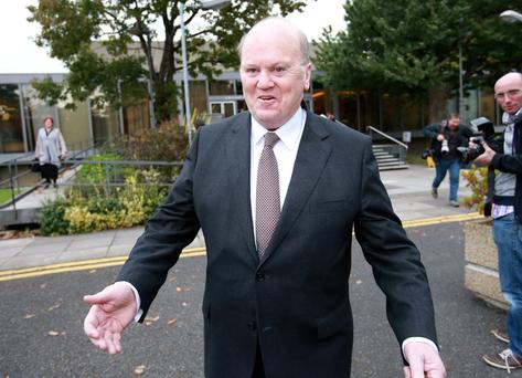 A mixed bag of economic data for Michael Noonan this month